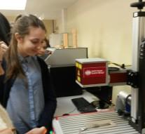 Первая лазерная школа в Казани