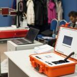 Экспозиция оборудования - лауреатов конкурса инновационного продукта