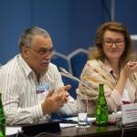 Обсуждение экспертов заключительного этапа конкурса инноваций