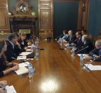 Встреча с делегацией Эквадора