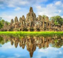 Лидар помог археологам найти древние города в Камбодже