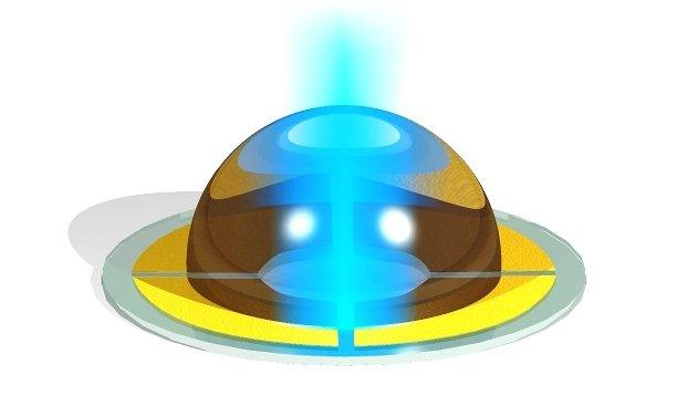 Тюменские физики создали жидкие адаптивные микролинзы