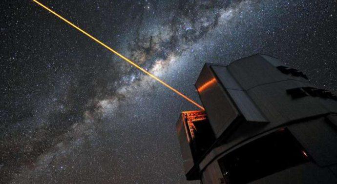 Мощные лазеры могут скрыть наличие жизни на Земле от инопланетных цивилизаций