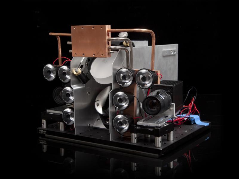 Intellectual Ventures' photonic fence