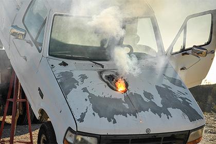 В России рассказали о средствах борьбы с американскими лазерными пушками