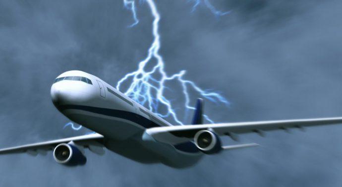 Лазер «MLM-01» способен помочь пилотам при посадке самолета в плохую погоду