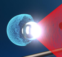 Ученые получили лучи протонов при помощи наночастиц и лазерного света
