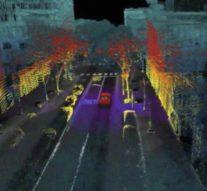 Компания Quanergy создала первый твердотельный лазерный сканер LiDAR, не имеющий движущихся элементов