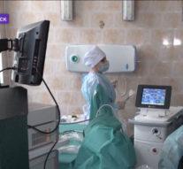 Уникальный лазерный аппарат для операций появился в Воскресенске