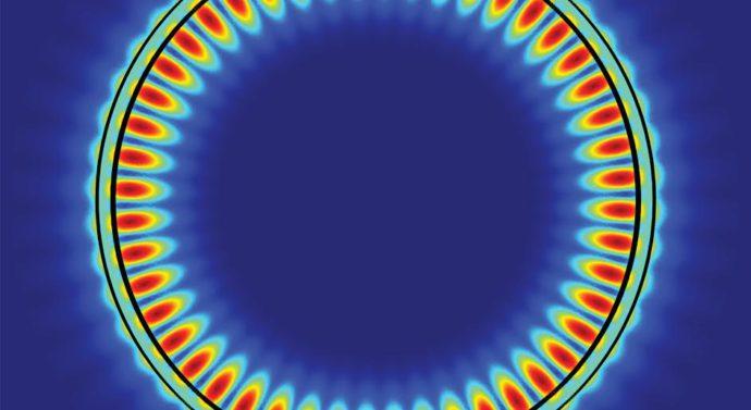 Ученые продемонстрировали первый в своем роде экситонный лазер, изготовленный из материала одноатомной толщины