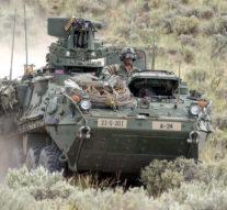 С 2017 года на американских бронемашинах будут устанавливать лазеры