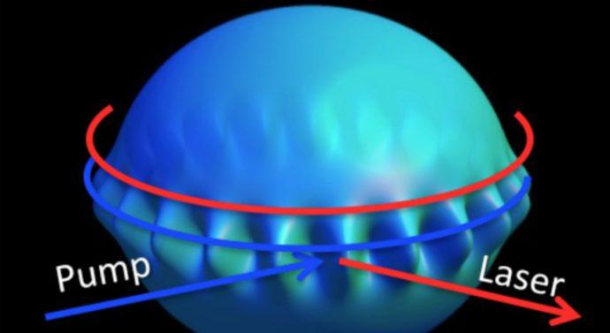 В Израиле создали первый в мире водный лазер