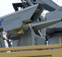 Немцы испытали боевой лазер на корабле