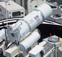 Для армии Великобритании создается боевая лазерная установка