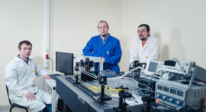 Самарские ученые разрабатывают лазерный прибор для экспресс-диагностики рака
