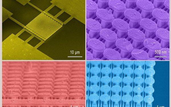 В микроэлектронных устройствах с оптическим управлением лазером электроны двигаются на порядки быстрее  + видео