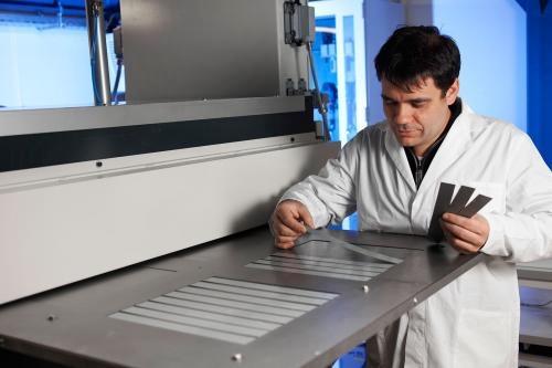 Лазерная обработка улучшает свойства трансформаторного железа