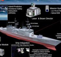 В США испытают лазерное оружие, ослепляющее противника