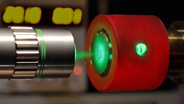 Российские ученые помогли повысить эффективность лазерных систем