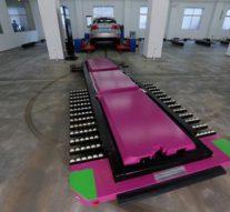 Geta — новый китайский робот с лазерами для навигации, который избавит водителей от перипетий, связанных с парковкой автомобиля  + видео