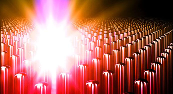 Компактные лазеры помогают воссоздать условия, существующие внутри звезд