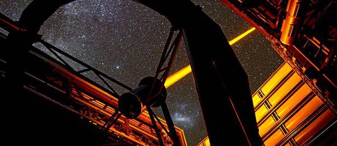 Люди могут достигнуть других звезд, если сумеют использовать лазеры