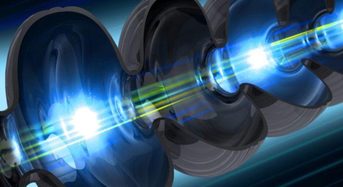 Самый мощный и быстрый в мире рентгеновский лазер получает кардинальный апгрейд  + видео