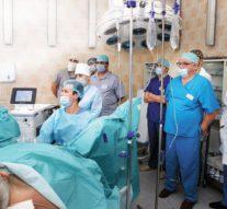 В Северодвинске появился первый в регионе гольмиевый лазер для лечения мочекаменной болезни + видео