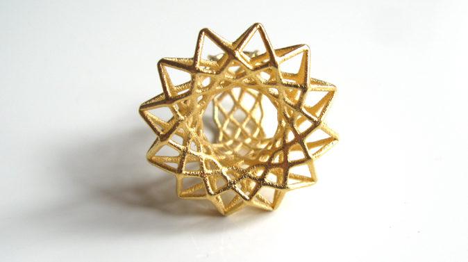SLM и печать золотых изделий: теперь это возможно! + видео