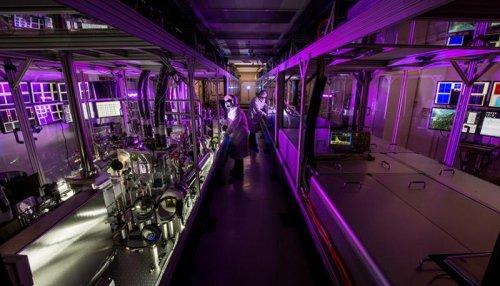 HAPLS, самый мощный в мире лазер с полупроводниковой накачкой, начал работу в непрерывном импульсном режиме + видео