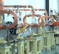 В Китае разработан самый мощный в мире лазер на свободных электронах, который генерирует ультрафиолетовое излучение  + видео