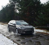 Автомобили FORD научатся «видеть» ямы на дорогах с помощью лазерных датчиков