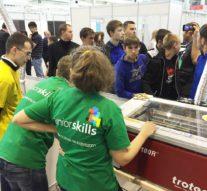 WorldSkills выявил мастеров лазера