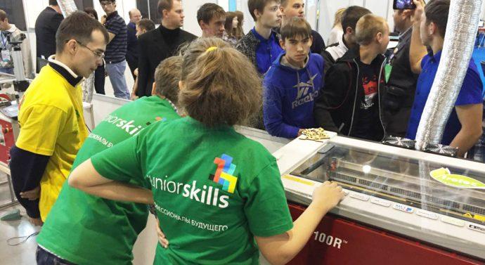 Подведены итоги первого конкурса профориентационных практик среди наставников WorldSkills Russia