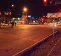 Стоп-линии в Петропавловске стали лазерными