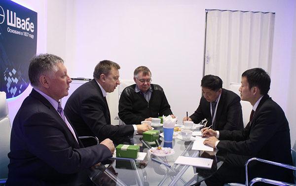 «Швабе» будет осуществлять разработку мощных дисковых лазеров совместно с китайскими коллегами