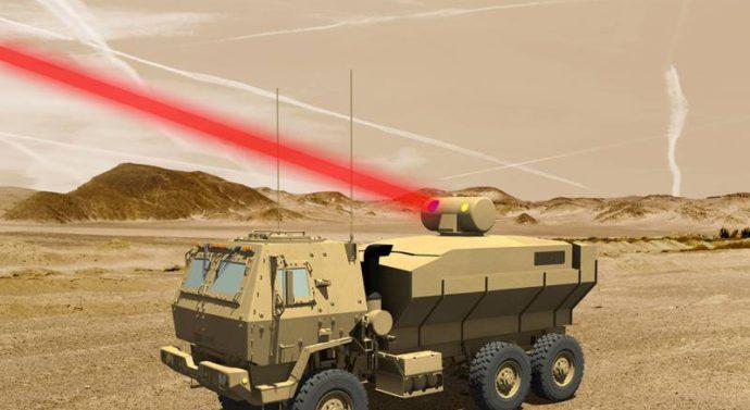 Lockheed Martin вооружила американскую армию мощным лазером