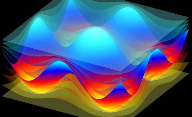 Расчет дифракционных решеток ускорили «искривлением пространства»