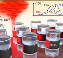 Физики из МГУ создали сверхбыстрый перестраиваемый метаматериал из арсенида галлия