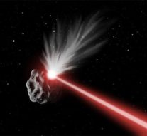 Американские ученые придумали как спасти Землю от столкновения с астероидом