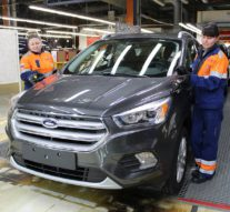Ford модернизировал производство в России благодаря лазерам
