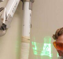 Ученые с помощью лазера создали объемные визуальные объекты