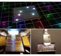 Новый чип поставил на поток создание многомерно запутанных фотонов