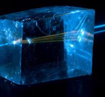 Терагерцовый лазер помог изучить нагревание кристаллов