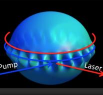 В Израиле создали первый в мире лазер на воде