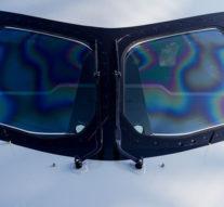 Пленка-фильтр защитит летчиков от ослепляющего лазера