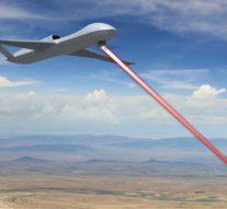 Американский беспилотник уничтожит ракеты лазером