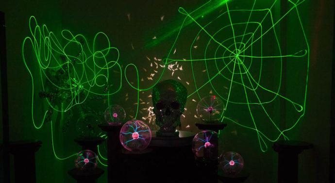Каникулы в мире оптических чудес