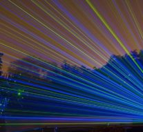 Ачинск подсветят лазерами