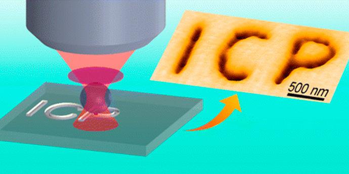 Российские учёные показали, как делать наногравировку по стеклу